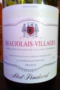 Leve e saboroso, um Beoujolais cai bem na noite de Natal