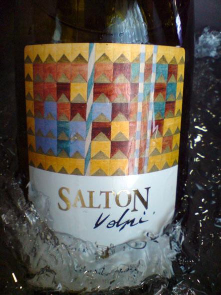 Entre os vinhos brancos brasileiros, este Volpi é uma ótima pedida