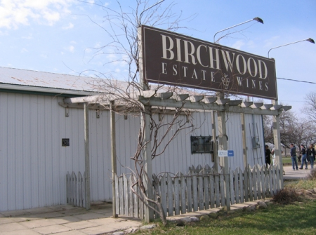 A Birchwood é uma das mais importantes vinícolas de Ontario, no Canadá / The Birchwood is one of the most important wineries in Ontario, Canada