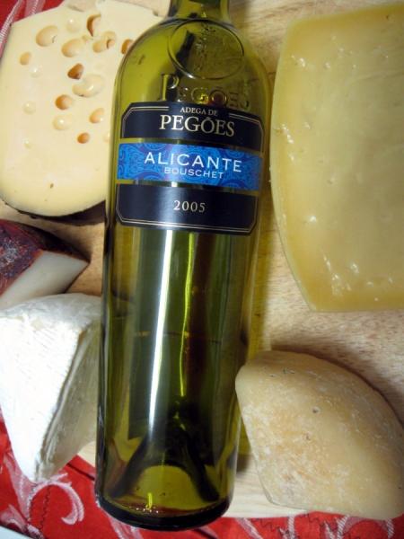 Um bom vinho para compartir com os amigos