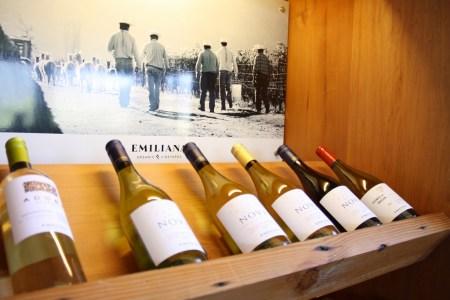 Fundada em 1986, a Emiliana foi a primeira vinícola do Chile a conseguir a certificação ambiental 14001.