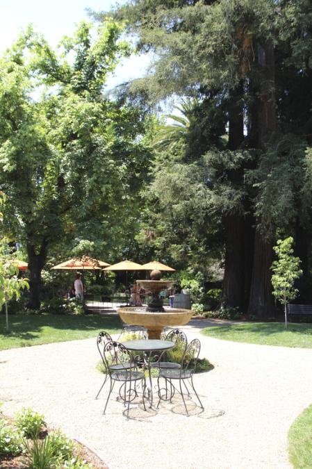 Jardins da Sequoia são um convite à contemplação